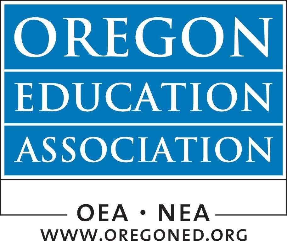 Oregon education association logo