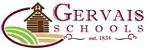 Gervais schools logo